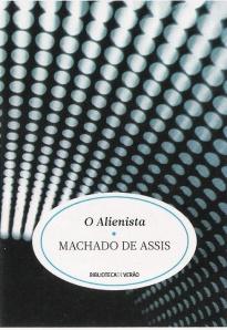 Resultado de imagem para Colecção biblioteca de Verão o alienista Machado de assis