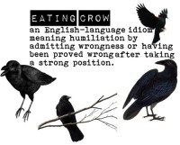 eating-crow