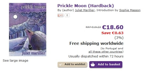 pricklemoon