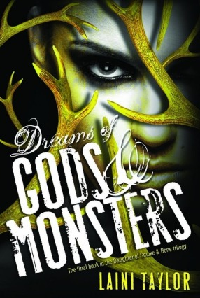 Dreams of Gods and Monsters - 08 de Abril