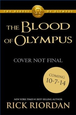 The Blood of Olympus - 07/10