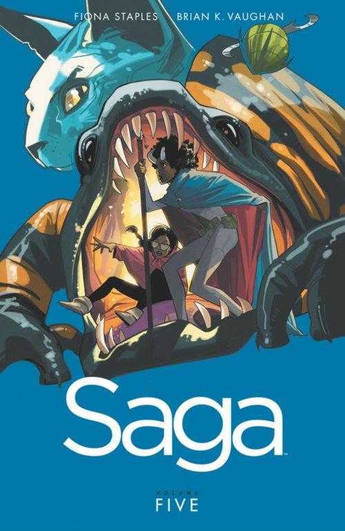 Saga Vol.5 - 15/09