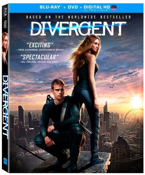 DVD-DIVERGENT