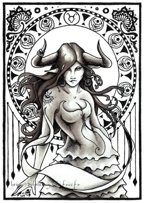taurus-lady