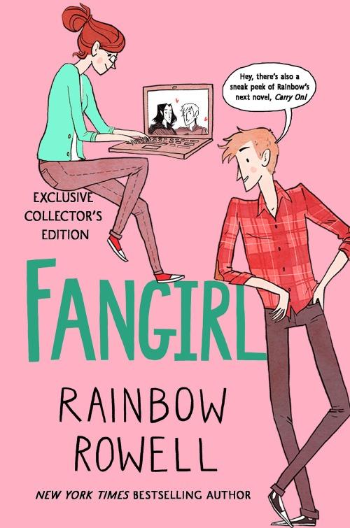 Fangirl (hardcover)