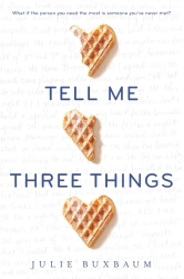 Tell Me Three Things - 05 Abr