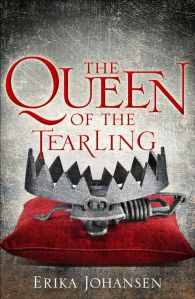 The Queen of the Tearling (hardback - Bantam)
