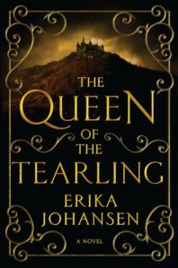 The Queen of the Tearling (hardback - Harper)