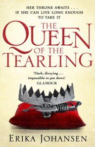 The Queen of the Tearling (paperback Bantam)