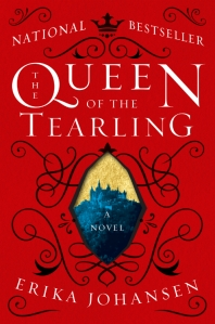 The Queen of the Tearling (paperback - Harper)
