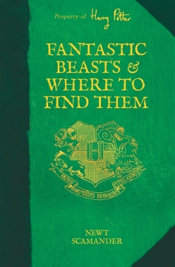 Fantastic Beasts and Where Tp Find Them (hardcover)