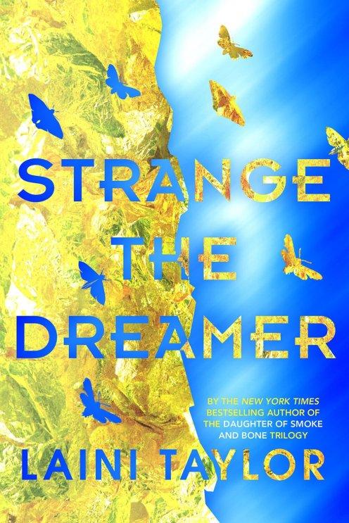 Strange the Dreamer (US) - 27/09