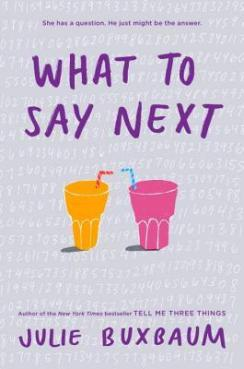 What to Say Next - 11 Jul