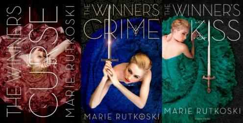 The Winner's trilogy